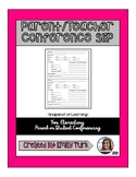 Parent/Teacher Conference Slip