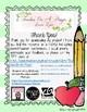 Parent/Teacher Conference Summary Form