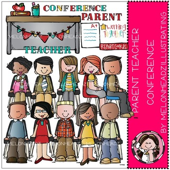 Parent Teacher Conference by Melonheadz