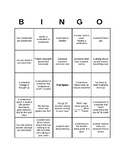 Parent-Teacher Conferences Bingo