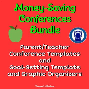 Parent/Teacher Conferences Bundle