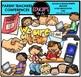 Parent Teacher Conferences Clip Art Bundle {Educlips Clipart}