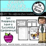 Parent-Teacher Conferences: Resources for Elementary Teachers