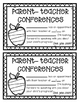 Parent-Teacher Conferences: Resources for Elementary Teachers