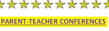 Conferences Parent Teacher Tips for Successful Communication Fall and Spring