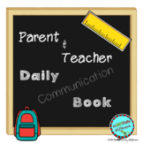 Parent/Teacher Daily Communication