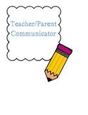 Parent Teacher Daily Communicator