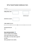Parent Teacher Form