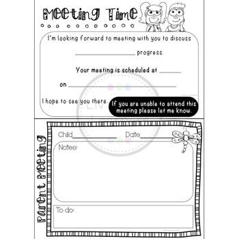 Parent / Teacher Meetings