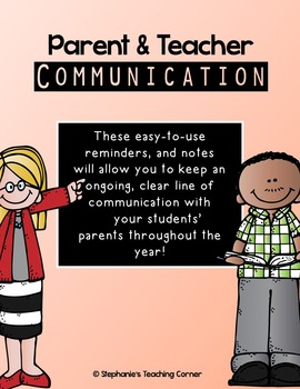 Parent Communication & Behavior Alerts