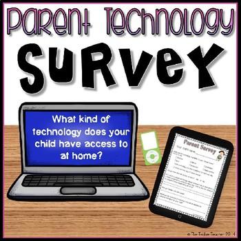 Parent Technology Survey