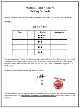 "Parent ""Textbook"" for Eureka Math 5th Grade"