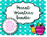 FREEBIE Parent Volunteer Bundle