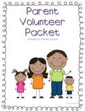 Parent Volunteer Packet