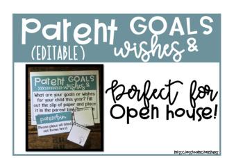 Parent Wish and Goals BTS Form-EDITABLE