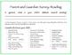 9 Parent/Guardian Surveys with BONUS Student Survey