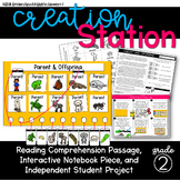 Parent & Offspring {Creation Station}