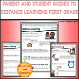 Parent and Student Distance Learning Guide for First Grade