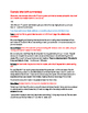 Parent email template (and explanation)