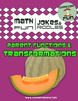 Parent FUNctions and Transformations v2