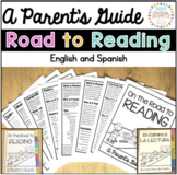 Parent's Guide to Reading (English and Spanish)