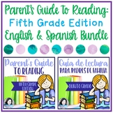 Parent's Guide to Reading: Fifth Grade Edition- English &
