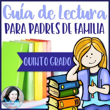 Parent's Guide to Reading: Fifth Grade Edition IN SPANISH