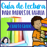 Parent's Guide to Reading: Fourth Grade Edition IN SPANISH
