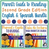 Parent's Guide to Reading: Second Grade Edition- English &