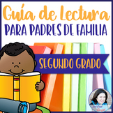 Parent's Guide to Reading: Second Grade Edition IN SPANISH