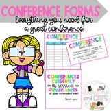 Parent teacher conference sign ups and reminder