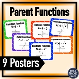 Parent/Basic Function Posters
