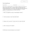 Parent/Student Interest Survey