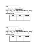 Parent/Teacher Conference Confirmation Form