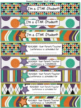 Parent/Teacher Conference Printable Pack