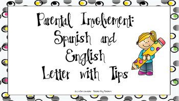 Parental Notice