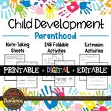 Parenthood - Interactive Note-taking Activities