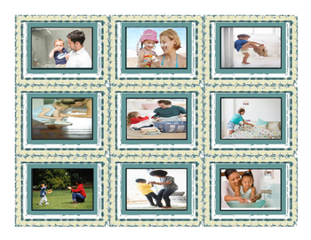 Parenting Activities Cards