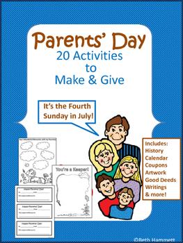 Parents' Day Activities