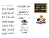 Parents Guide to Kindergarten Reading Levels
