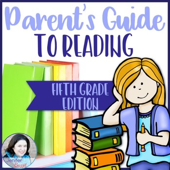 Parent's Guide to Reading: Fifth Grade Edition