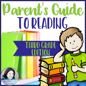 Parent's Guide to Reading: Third Grade Edition