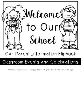 Parent's Guidebook-A Quick Reference about our School