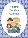 Parenting Tips and Activities: Helping Families Connect