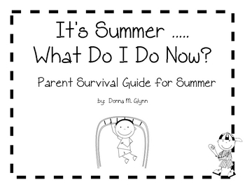 Parent's Survival Guide for Summer