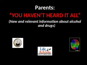 Parents....You Haven't Heard it All!
