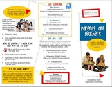 Parents are Teachers Family Literacy Brochure