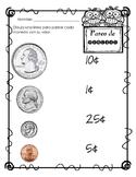 Pareo de valor de moneda