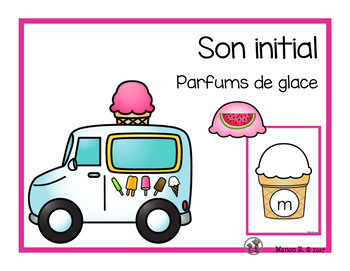 Parfums de glace (son initial)