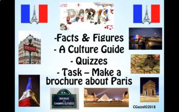 Paris - A Cultural Resource.